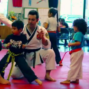 Jared Giordano martial arts