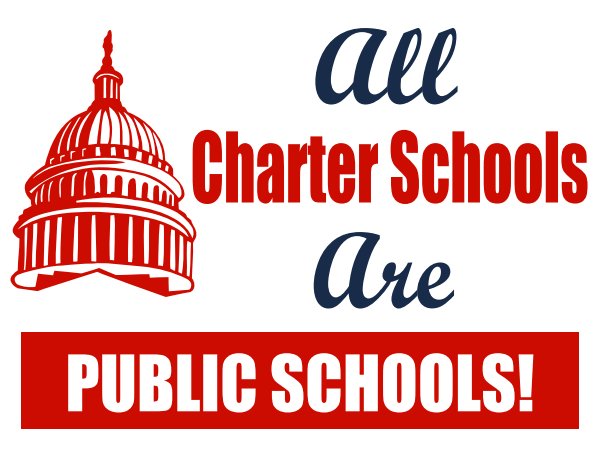 All Charter Schools Are Public Schools!